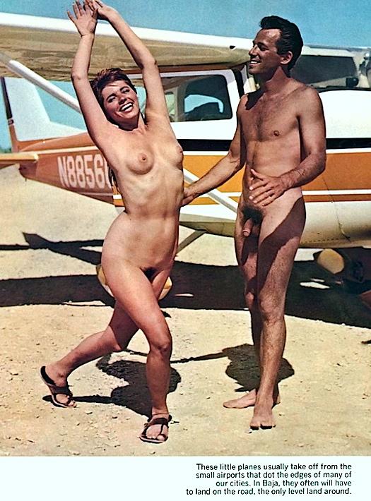 ретро фото голых пар