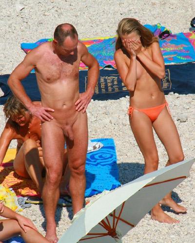 Family nudist experiences