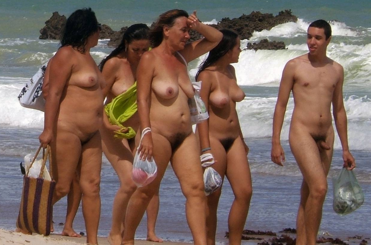Discussion brazil nude beach pussy consider, that